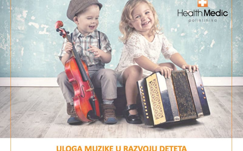 Uloga muzike u razvoju deteta