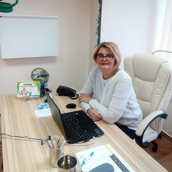 Dr Jelena Bubalo