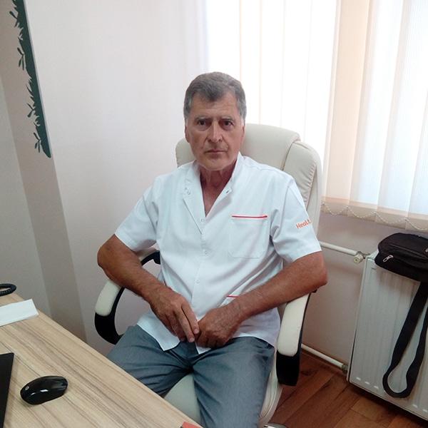 Dr Milan Glumac
