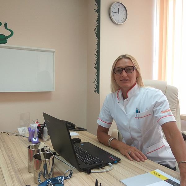 Dr Milena Zelenović