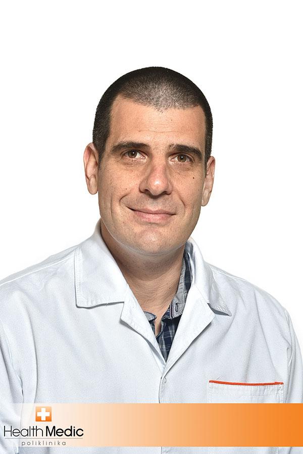 Doc. dr Aleksandar Knežević