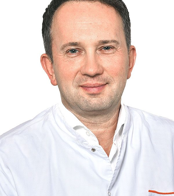 Mr sci.med. dr Dragan Stajić