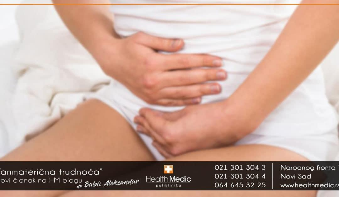 Vanmaterična trudnoća