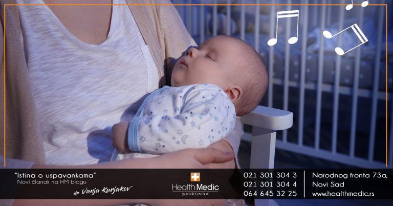 uspavanke za bebe