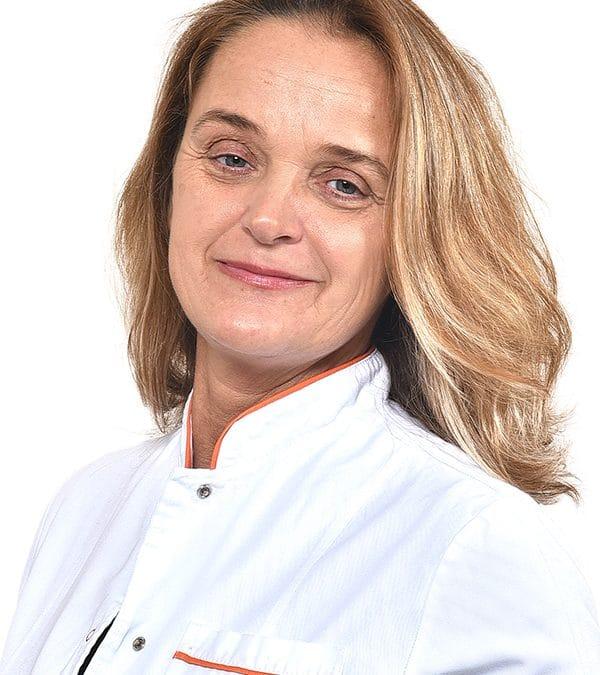 Prim. dr sci.med. Branka Radojčić