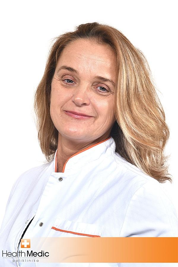 Branka Radojčić-dečiji hirurg