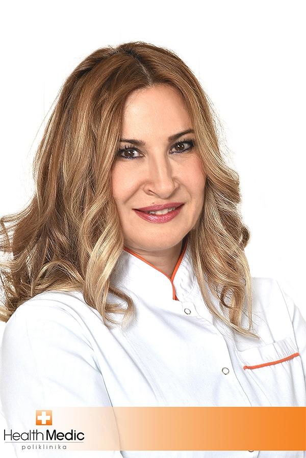 Dragana Bogdanović Stojanović-radiolog