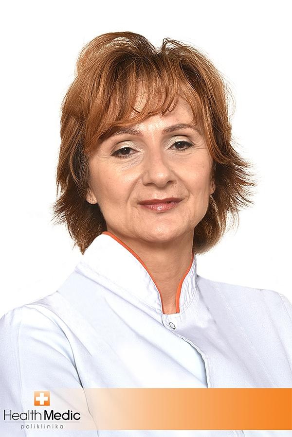 Gordana Novović-dečiji kardiolog