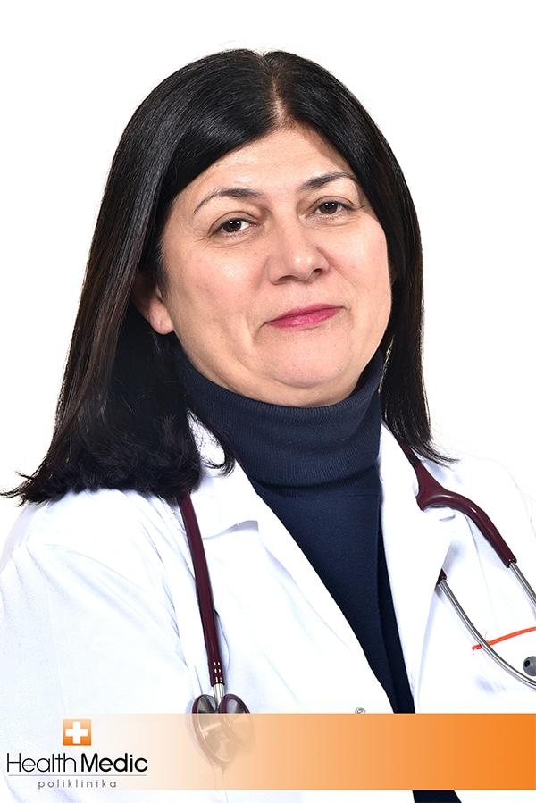Gordana Vilotijević Dautović-dečiji pulmolog