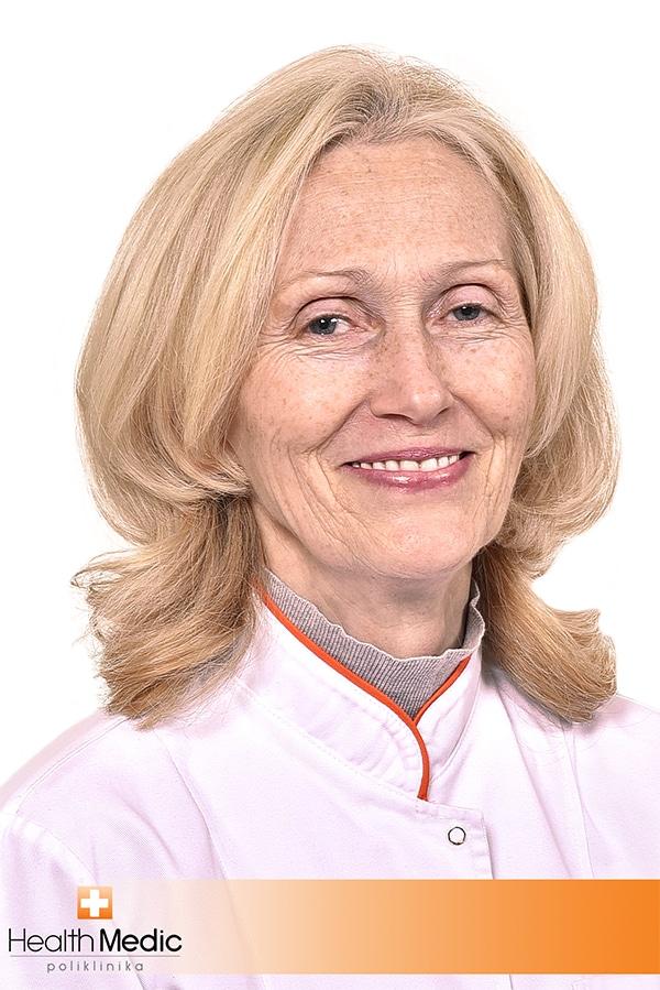 Jadranka Lazarević-pedijatar