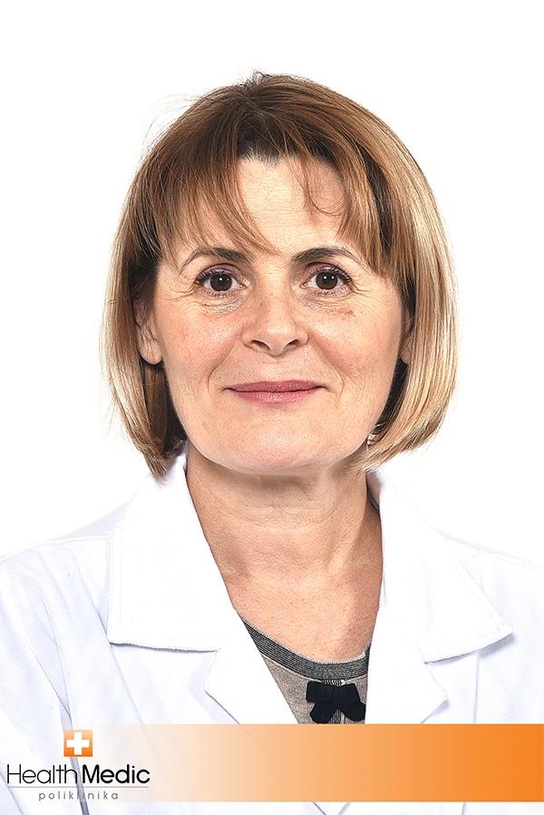 Lidija Jovanović-anesteziolog
