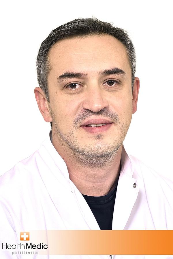 Momčilo Mijović-ortoped dečiji