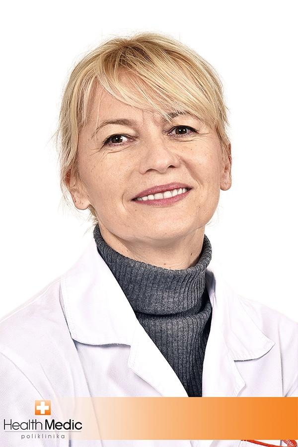 Nada Anđelić-anesteziolog