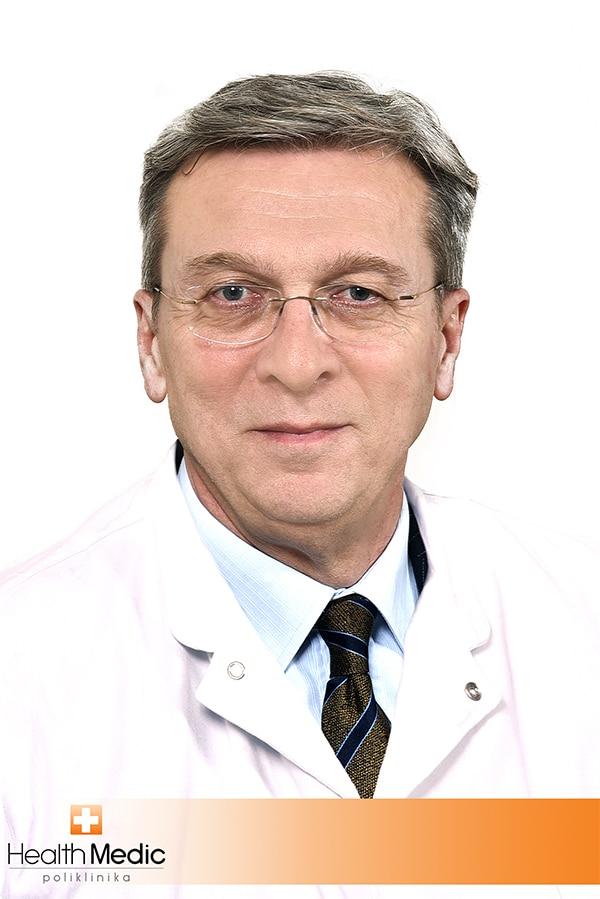Predrag Filipov -specijalista interne medicine subspecijalista hemostaziolog