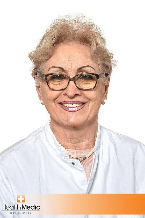 Vera Mrkaić-dermatolog
