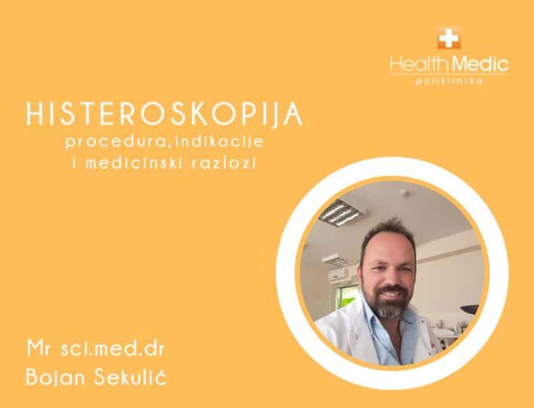 Histeroskopija bojan sekulic