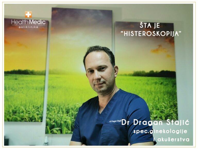 Histeroskopija Dragan Stajic