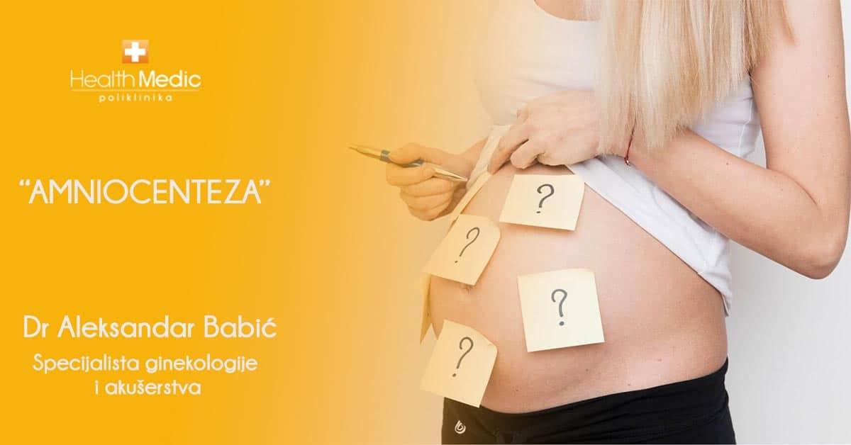 amniocenteza