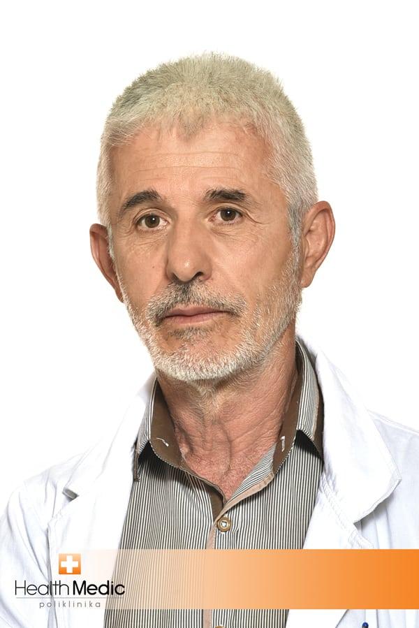 Dr Dragoljub Vukelić - Specijalista pedijatar
